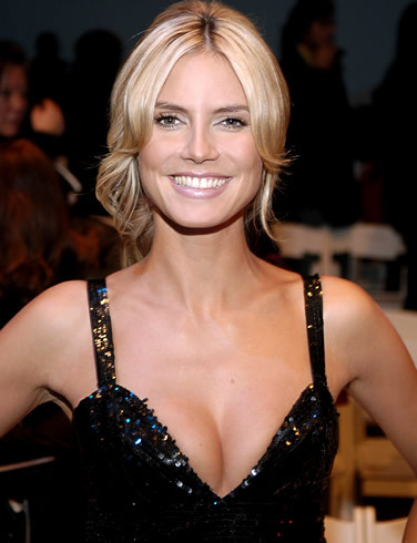 Where is Heidi Klum from?