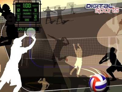 Where was Volleyball invented?