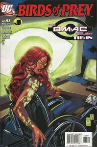 Who crippled Barbara Gordon (first Batgirl)?