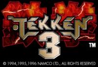 Who didn´t appear in any way in Tekken 3?