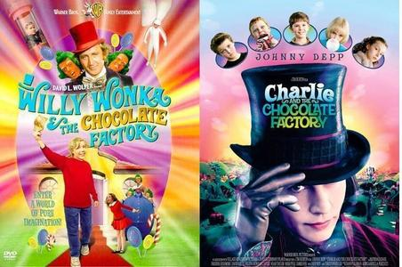LAST LINES: What are the final lines of the film 'Willy Wonka and the chocolate Factory' AND the remake 'Charlie and the chocolate Factory'?
