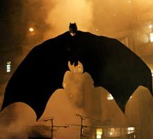 Who kill Batman's parents in Batman Begins?