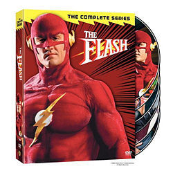 Who played Flash in 90's televison series?