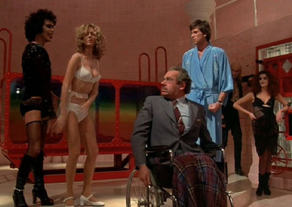 "ROCKY HORROR LYRICS QUIZ: ""Don't get hot and flustered, ______________"""
