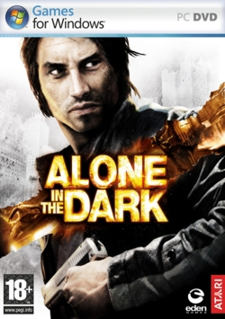 When was the first Alone In The Dark videogame released?