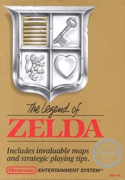Shigeru Miyamoto was inspired by what to make the Legend Of Zelda video game?