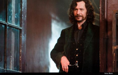 Who was Sirius best friend?