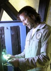 How long had Desmond Hume been in The Swan before Locke, Kate & Jack found him?