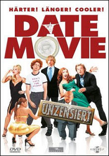 What was the name of the character she played in &#34;Date Movie&#34;?
