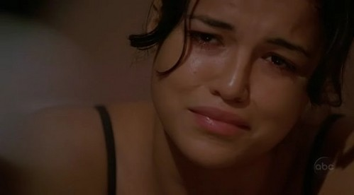 What were Ana Lucia's last words before she died?