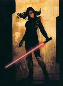 Throughout the Empire, what is the official title of Mara Jade?