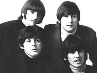 Which of these was NOT one of the favorite colors of the Beatles in 1964?