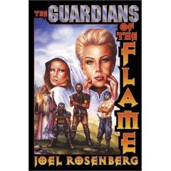 "Which of these is not a book title from the ""Guardians of the Flame"" series by Joel Rosenberg?"
