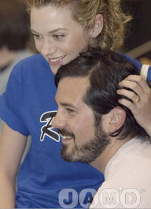 What year did hilarie marry Ian Prange?