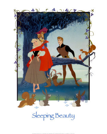 Who is the prince that finds Sleeping Beauty in the forest and falls in Cinta with her?