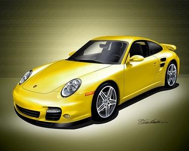 """You still owe me a Yellow Porsche"" - who did?"