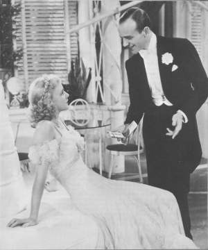 How many phim chiếu rạp did Ginger Rogers and Fred Astaire make together?