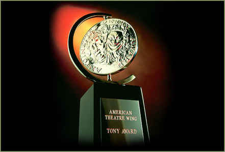 Which of these musicals did not win the Tony Award for Best Musical?