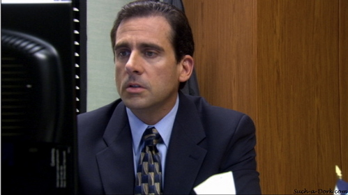 What is NOT one of the things Michael says a boss should never share with his employees?