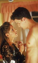 What Episode Did Angel and Buffy First Kiss?