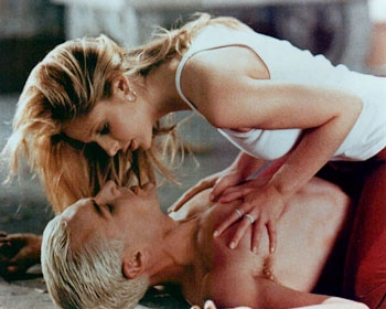 What Episode Does Spike Start To Dream About Buffy?