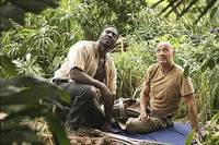 What DHARMA Station do Locke and Eko find when they are digging under the plane?