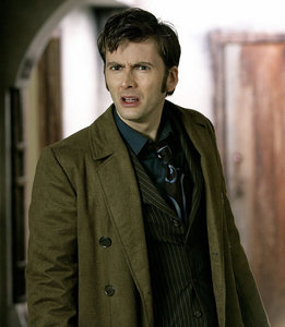 What is David Tennant's real last name?
