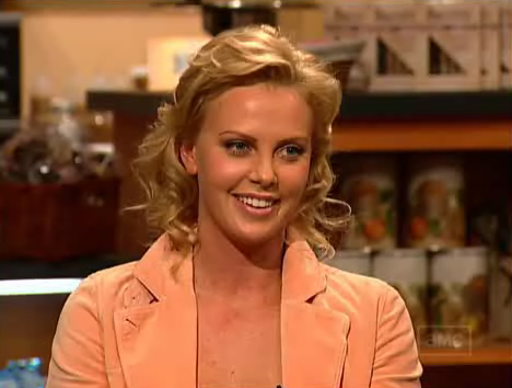 GUEST STARS: On which ipakita did Charlize Theron guest star?