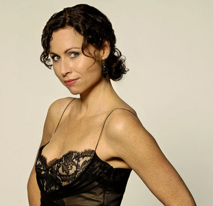 GUEST STARS: On which show did Minnie Driver guest star?