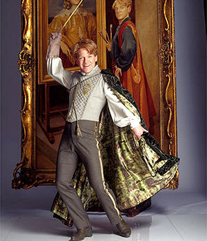 Which is NOT a Gilderoy Lockhart book?