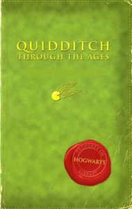 Who wrote Quidditch Through the Ages?