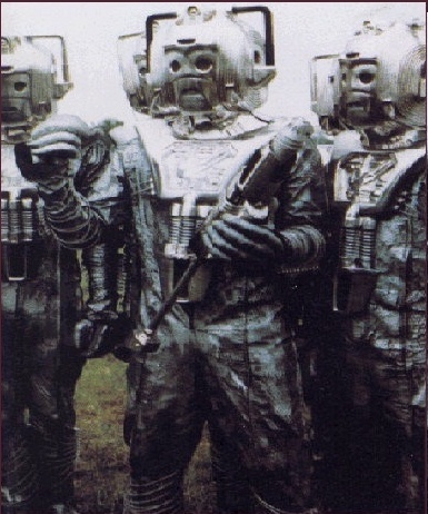The Cybermen were created par which celebrated Doctor Who screenwriter?