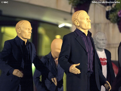 The Autons first appeared in which adventure?