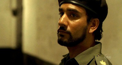 How did Sayid help Nadia escape?