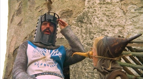 PICTURE THIS: Which knight is this?