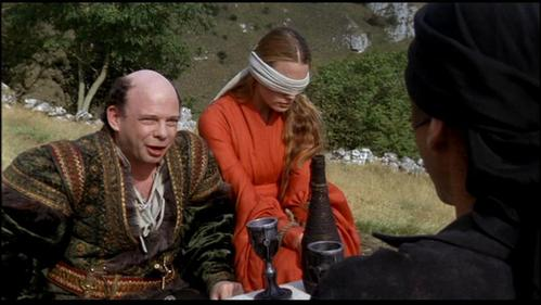 According to the film The Princess Bride, what is the most famous classic blunder of all time?
