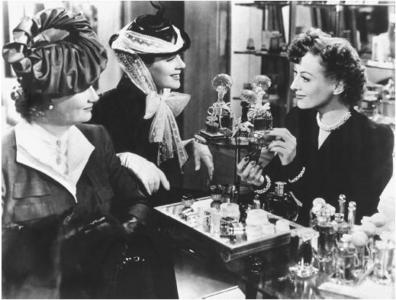 Norma Shearer, Joan Crawford and Joan Fontaine starred together in which George Cukor film?