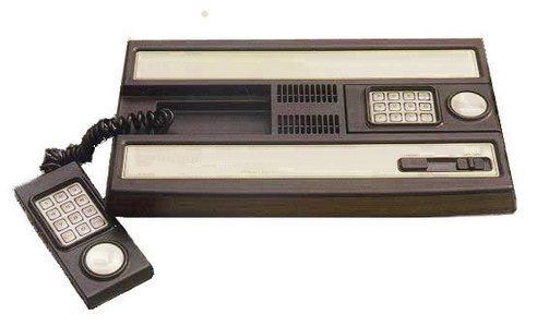 Identify this early video game console