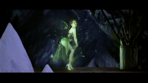 Which popular singer plays the Green Fairy in the film, Moulin Rouge?