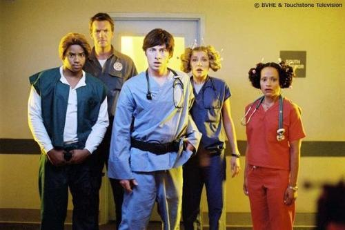 Which episode does Neil flynn( the janitor) not appear in?