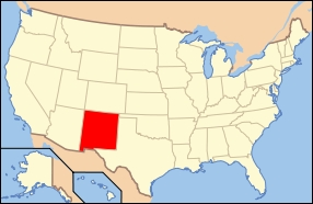 State Capitals: The capital of New Mexico is...