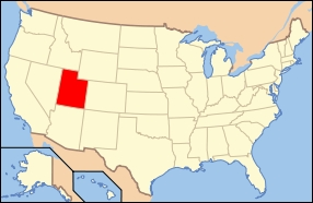 State Capitals: The capital of Utah is...