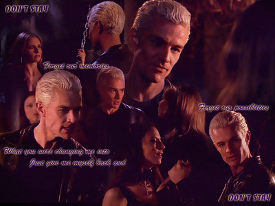 buffy the vampire slayer and spike relationship