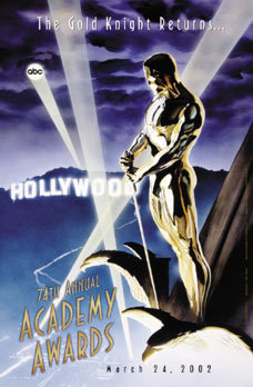 Which film won the Oscar for Best Picture in 2001?