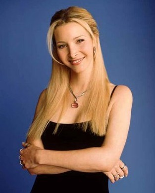 What is the word Phoebe uses when she can't think of the real thing?