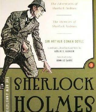 What is the name of Dan's favorite Sherlock Holmes' story?