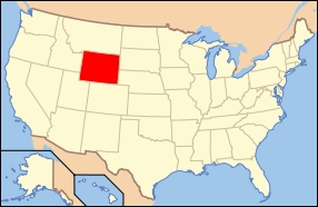 State Capitals: The capital of Wyoming is...