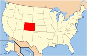 State Capitals: The capital of Colorado is...