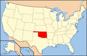 State Capitals: The capital of Oklahoma is...