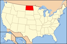 State Capitals: The capital of North Dakota is...